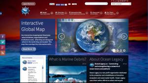 First Ocean Legacy Foundation Website 2013