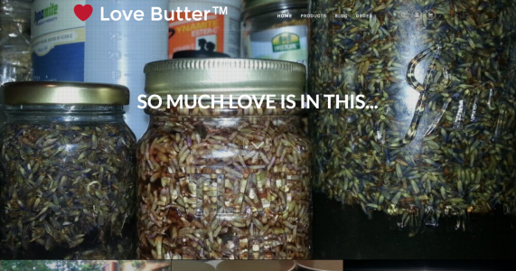 LoveButter Ecommerce Website