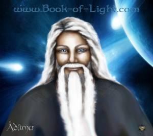Spirit Being  Adamu By Book Of Light