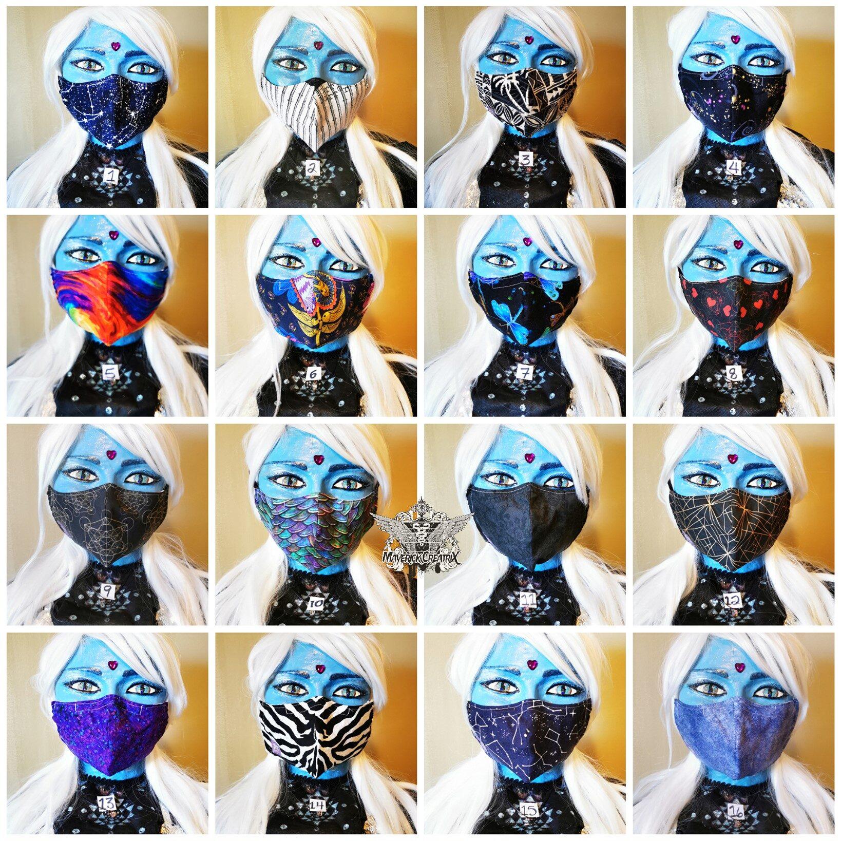 MCX Masks