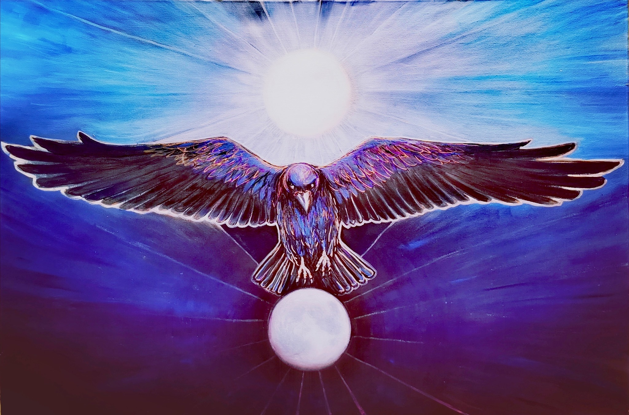 Sol-Raven-Luna
