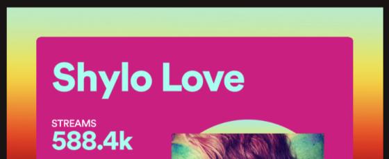 #2020ArtistWrapped – Shylo ॐ Love on Spotify