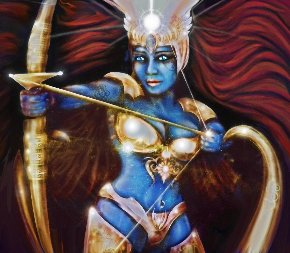 blue_warrior_goddess