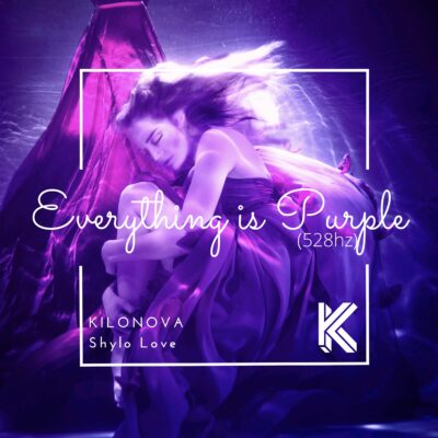 Everything Is Purple (528 hz) – New Single 2021