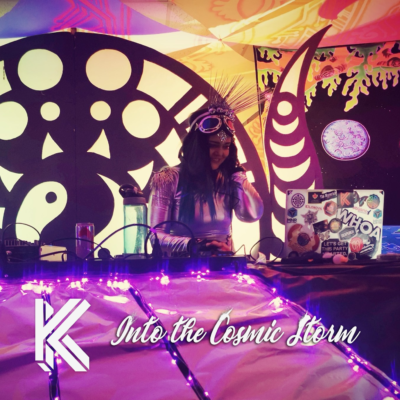 INTO THE COSMIC STORM – Live DJ Mix Nov 30, 2019